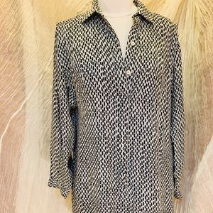Snake-print dress/long dress up shirt!